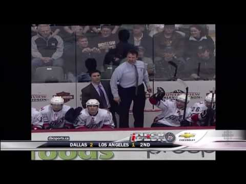 AHL Abbotsford Heat Coach Jim Playfair Snaps Hulk Hogan Style - Mar 27th 2010 (HD) Video