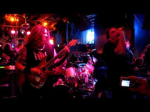 Futures End terrors Of War Live video
