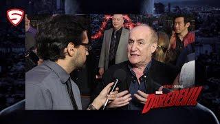 Marvel's Daredevil Premiere with Jeph Loeb!