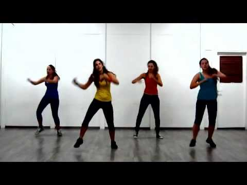 Zumba Dance Fitness - Boom Boom Mama by Lauren Van Grevenbroek - Jamo Dance App