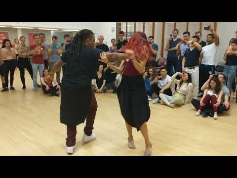 UKDC2018: with Val & Vanessa Workshop ACD ~ video by Zouk Soul