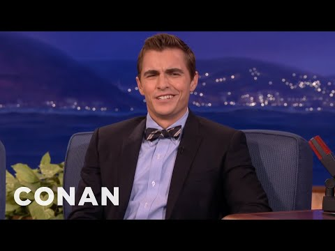 Dave Franco's Awkward First Sex Scene video