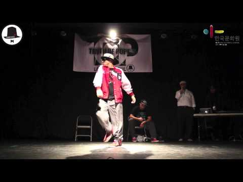 Jrock Top (truth Of Popping) Judge Showcase 2013 video