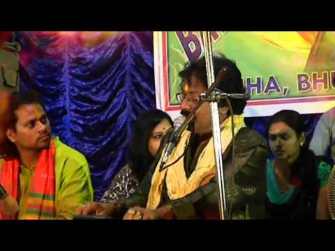 Jay Ganesh | Arabinda Muduli | Live Stage Performance | Odia Bhajan | Hd 720p video