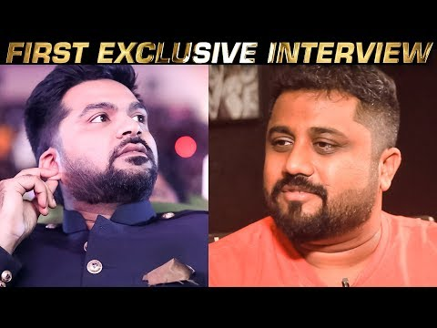 Gnanavel Raja Frankly Opens about his relationship with Simbu | TSK | US155
