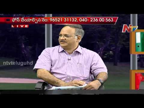 KSR LIVE SHOW  - Discussion On The loan waiver in Andhra Pradesh PART 1