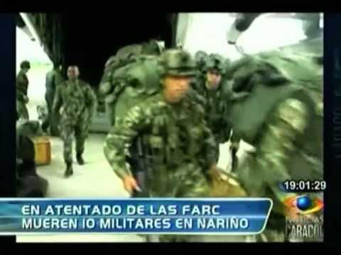 Error militar facilitó el ataque de las Farc a efectivos del Ejército