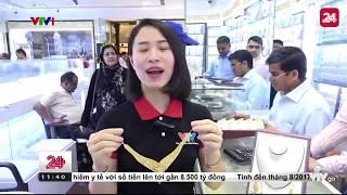 Khám phá chợ vàng Dubai - Tin Tức  VTV24