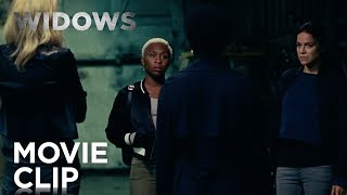 "Widows | ""Problem Solved"" Clip 