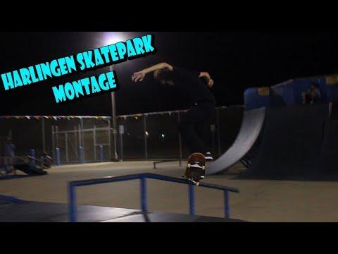 Harlingen Skatepark Montage!!