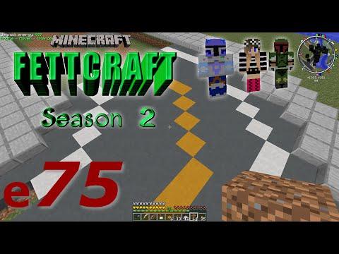 Minecraft | Fettcraft S2E75 | Road Building