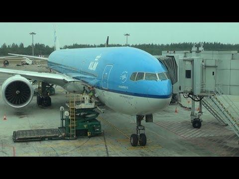 KLM Economy, Singapore to Bali, Boeing 777-300