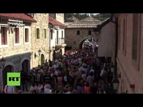 Bosnia and Herzegovina: Serb leaders snub Sarajevo WWI ceremony