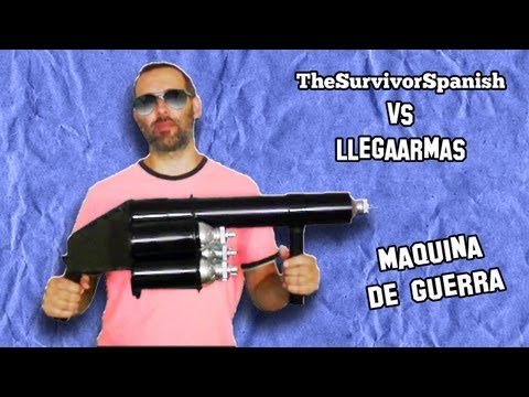 M áquina de Guerra Black Ops 2 | Armas Caseras Fáciles