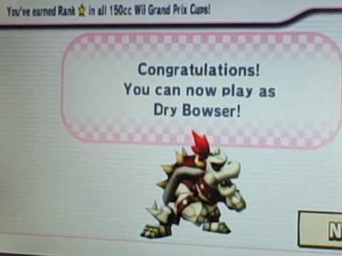 Mario Kart Wii Manual Shift