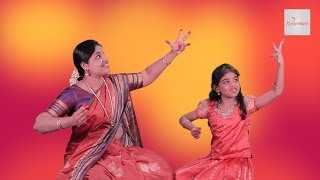 Bharathanatyam Slokas - Dhyana Sloka [with meaning] - [HD] (Video Lesson for Beginners)
