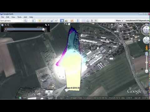 VIRAL - Philadelphia Experiment Caught On Google Earth?