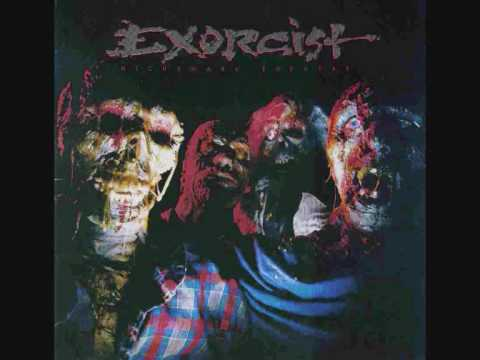 Offerings To The God Of Speed. Exorcist - Burnt Offerings
