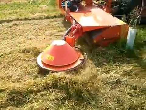 CORTESE MACCHINE AGRICOLE TRINCIA CON RUOTA INTERFILARE