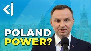 Is POLAND becoming a REGIONAL POWER? - KJ Vids