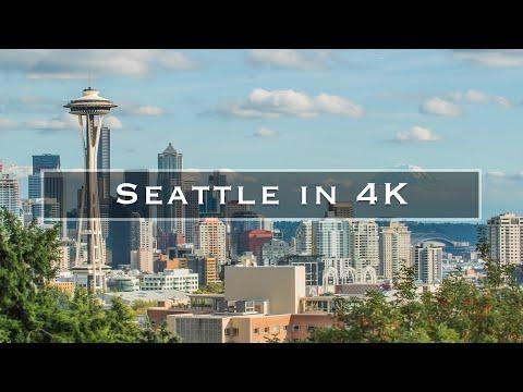 Seattle in 4K