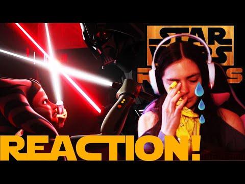 """Download  STAR WARS REBELS - """"Twilight of the Apprentice 2"""" S2Ep22 review/reaction! Gratis, download lagu terbaru"""