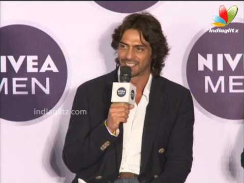 Arjun Rampal Launches Nivea Men Skin Care | Bollywood Event | Arjun Rampal, Nivea Men Skin
