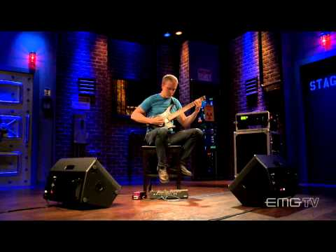 Chris Letchford plays The Dark Horse w Fractal & Strandberg...