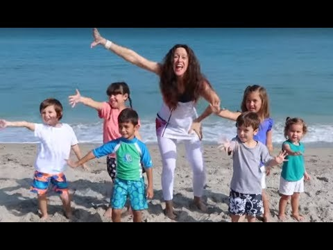 Twist Children Song   Right and Left Dance song   Patty Shukla thumbnail