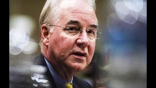 Guess What Private Jet Scold Tom Price Is Up To