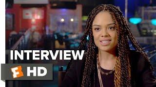 Creed Interview - Tessa Thompson (2015) - Drama Movie HD - Продолжительность: 2 минуты 42 секунды