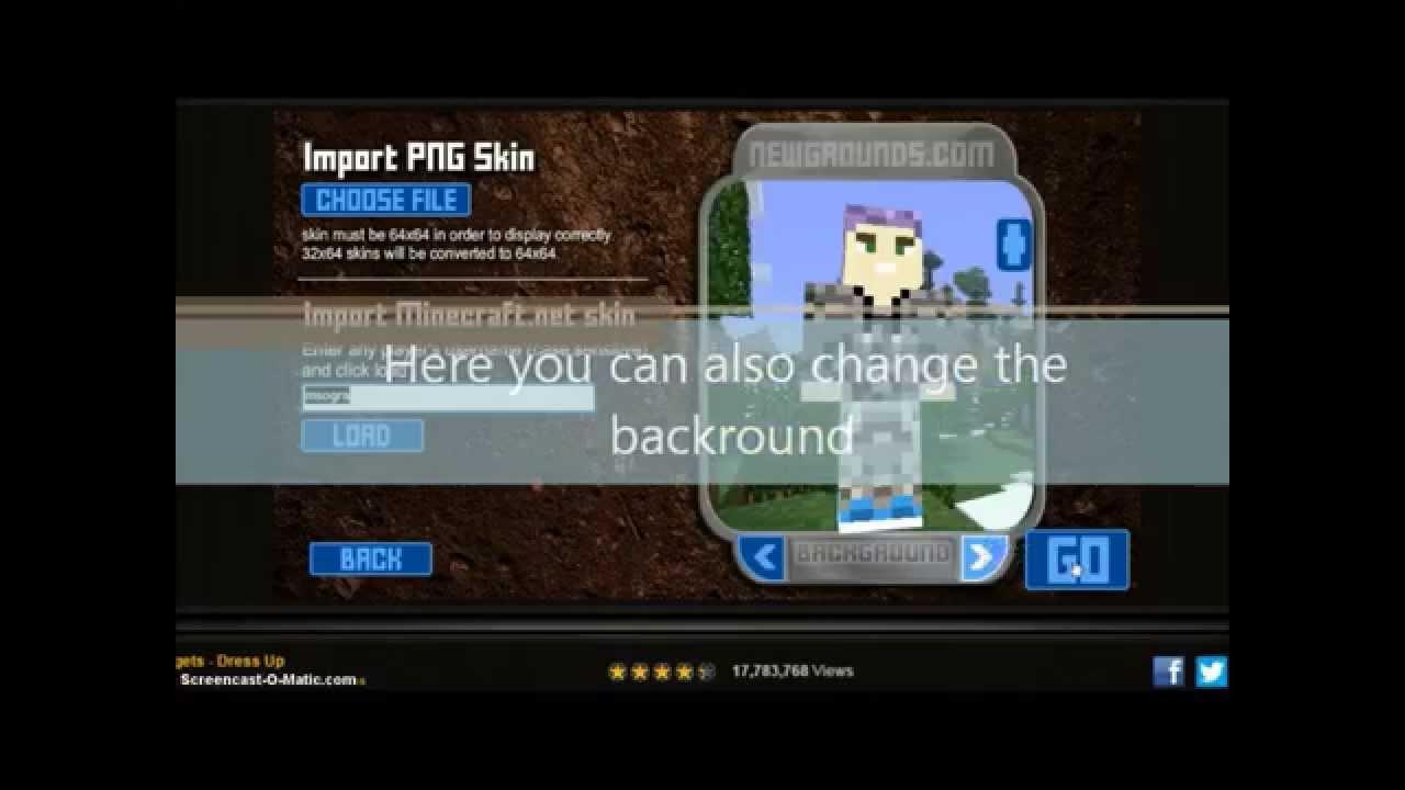 Minecraft Skin Layers a Layered Minecraft Skin