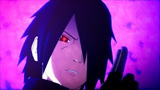 The power of the Wandering Shinobi - Sasuke Uchiha