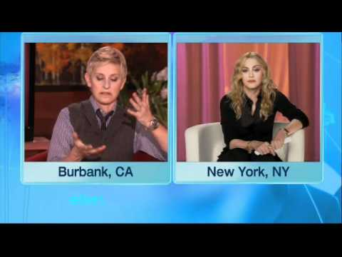 Madonna Opens Up About Bullying
