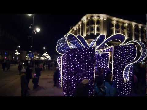 Zakochaj Się W Warszawie Na Święta! (2012)