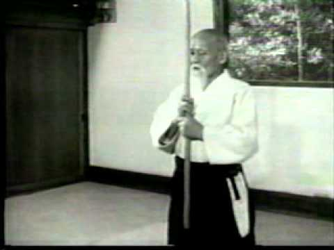 Aikido Movies - Morihei Ueshiba and Aikido - devine techniques.avi Image 1