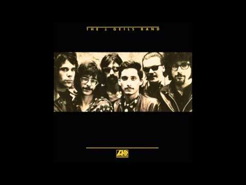 J. Geils Band - On Borrowed Time