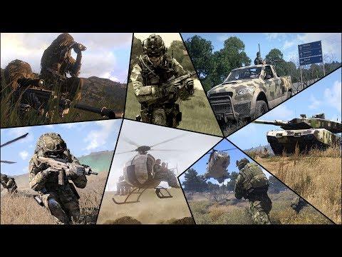 【Arma 3】Marshall - 藍鵲中隊 - 日常宙斯任務