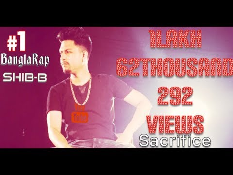 No. 1 Bangla Rap & Hiphop Song 2014 sacrifice' By Shib-b video