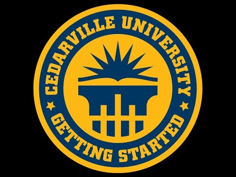 Cedarville University - 2018 Getting Started Highlight Video