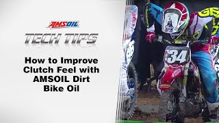 AMSOIL Tech Tips: Dirt Bike Oil