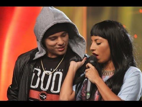 Yo Soy: Rihanna y Eninem encantaron al jurado con Love the way you lie