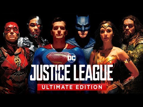 Justice League: Ultimate Edition 'Fake' Blu-ray Trailer streaming vf