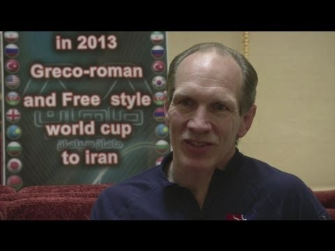 Subscribe for the latest news from sntv: http://bit.ly/SportsNewsTelevision Executive Director of the USA wrestling team will work with Iran to save the Olym...