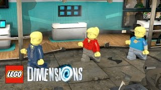 LEGO Dimensions  - All Auton Locations In The Dalek Extermination of Earth