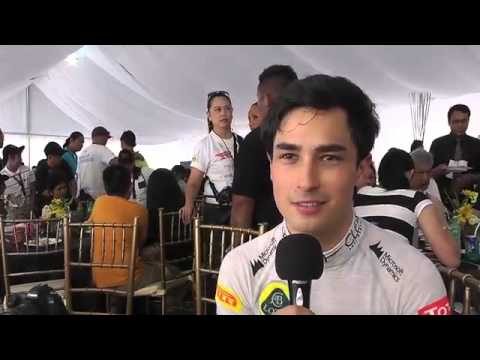 Marlon Stockinger - the next big sports star from the Philippines
