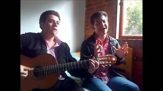 Hasta ayer - Jeison & Jonny (Marc Anthony cover)
