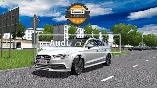 City Car Driving 1.5.6 - 2015 Audi S3 Sedan | Fast Driving | 60 FPS |  1080p | G920 w/Wheelcam