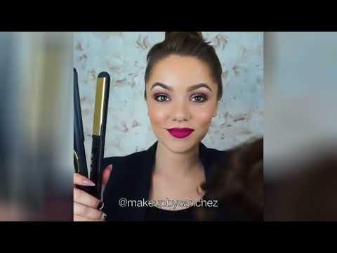 Hair Style Ideas ✶ Cool Hairstyles ✶ Updos For Dark Hair