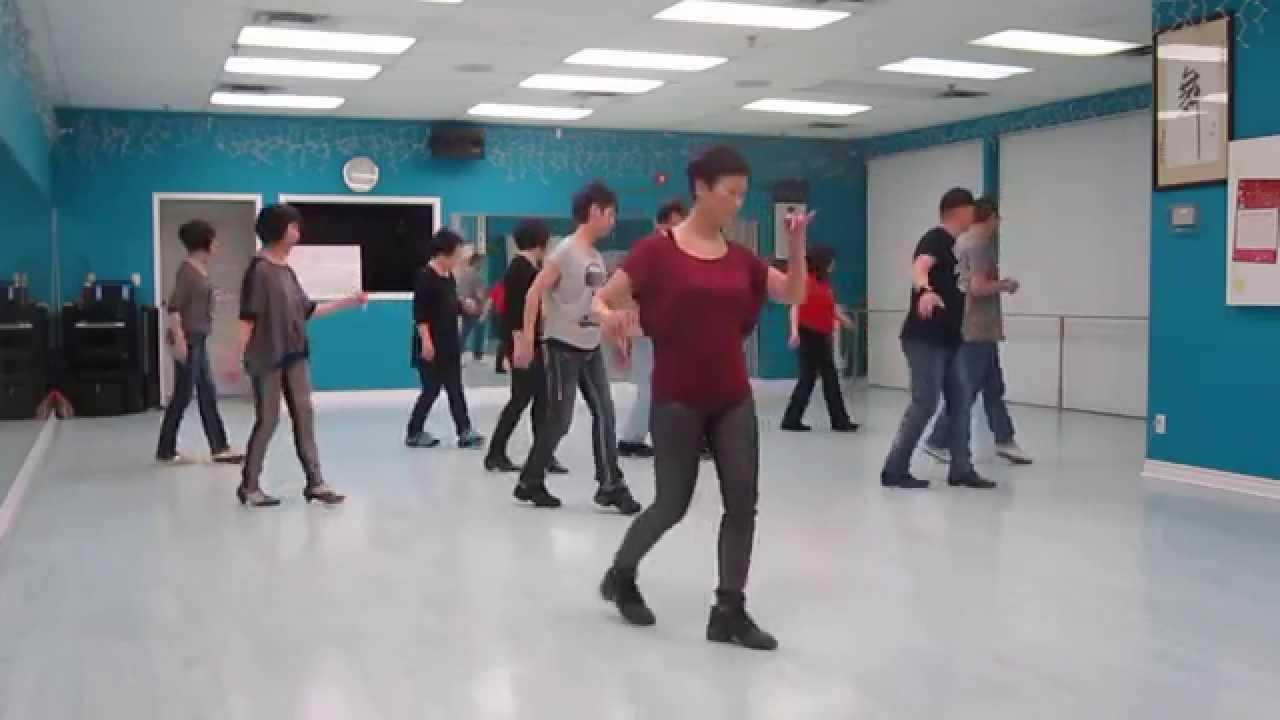 Human Line Dance Human Line Dance